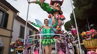 Carnevale Follonica 2016 Prima Sfilata