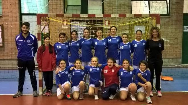 Follonica Pallamano Femminile Under 16
