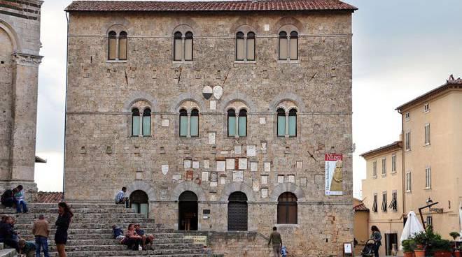 Massa Marittima palazzo pretorio