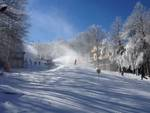 Neve artificiale Amiata