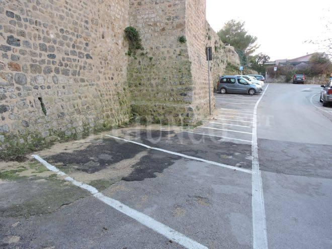 Pezzi caduti dalle Mura di Talamone