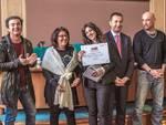 Premiazione Valentina Cannavacciuolo