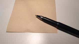 Scrittura penna