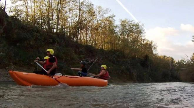 Terramare Rafting