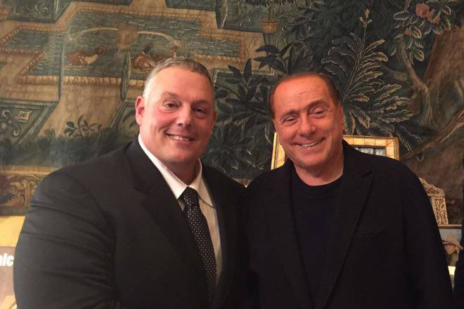 Vivarelli Colonna - Berlusconi