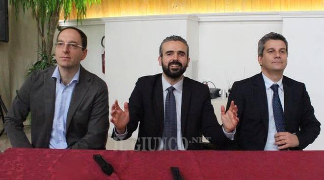Assemblea Pd - Primarie Dario Parrini