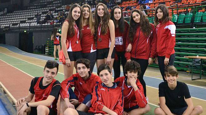 Atletica Indoor Grosseto