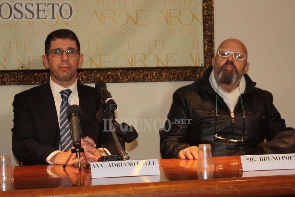 Bruno Poeti - Conferenza Stampa