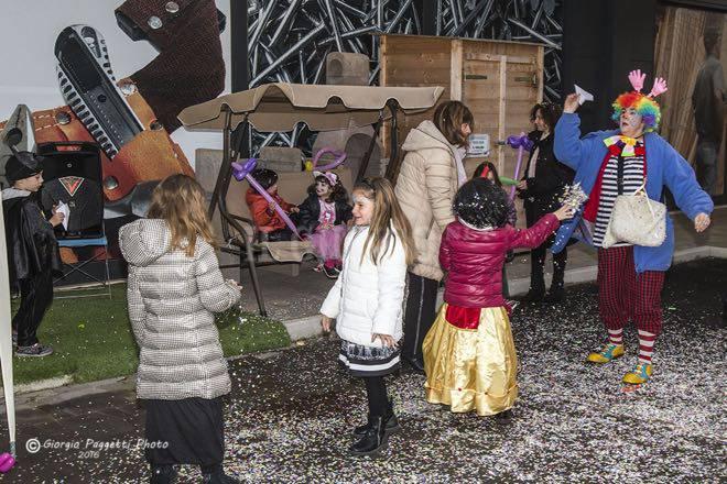Carnevale dei bambini Bricolarge