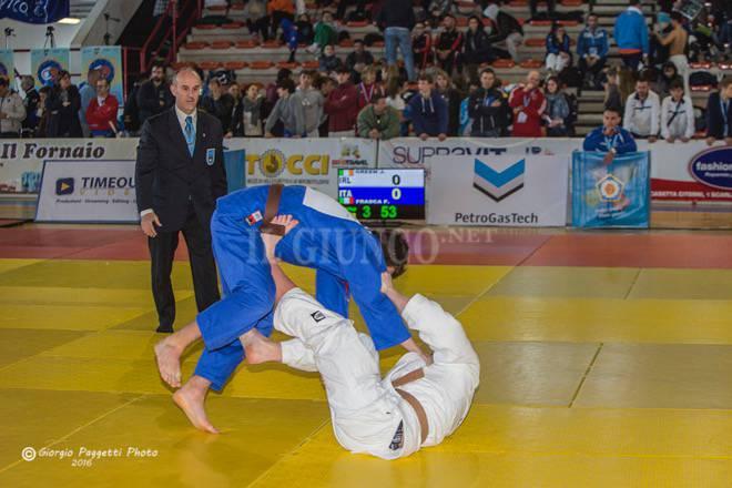 European Cup Cadet Follonica 2016
