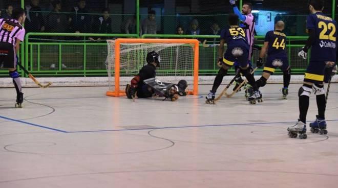 Hc Castiglione- Uvp Modena Hockey