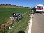 Incidente frontale Bozzone 2016