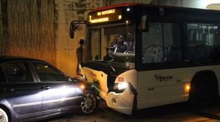 Incidente sottopasso Barbanella febbraio 2016