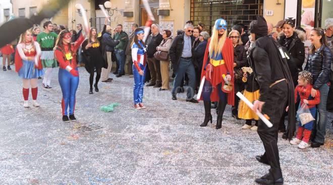 mascherata a terra Carnevaletto 2016