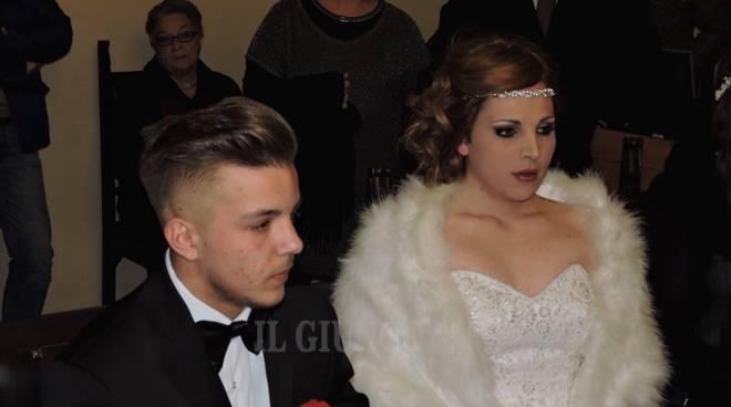 matrimonio di Alessia e Davide