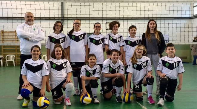 Napric Fonteblanda Volley Under 13