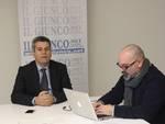Paolo Borghi - intervista in redazione