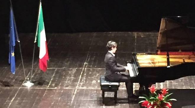 Pianista Scriabin