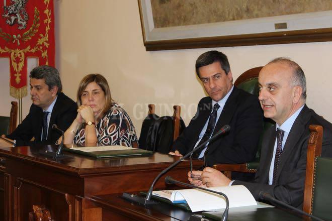 Sottosegretario Gianpiero Bocci (Sicurezza)