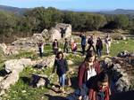 winter school progetto archeologico alberese