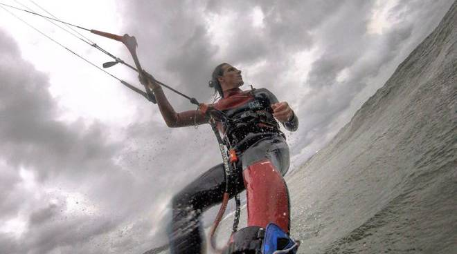 Francesco Grassi Kite surf