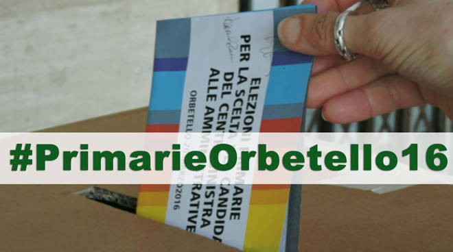 Grafica Primarie Orbetello 2016