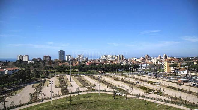 Inaugurazione Parco centrale