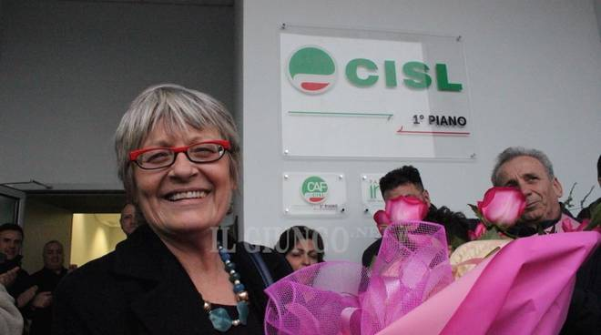 Inaugurazione sede Cisl 2016