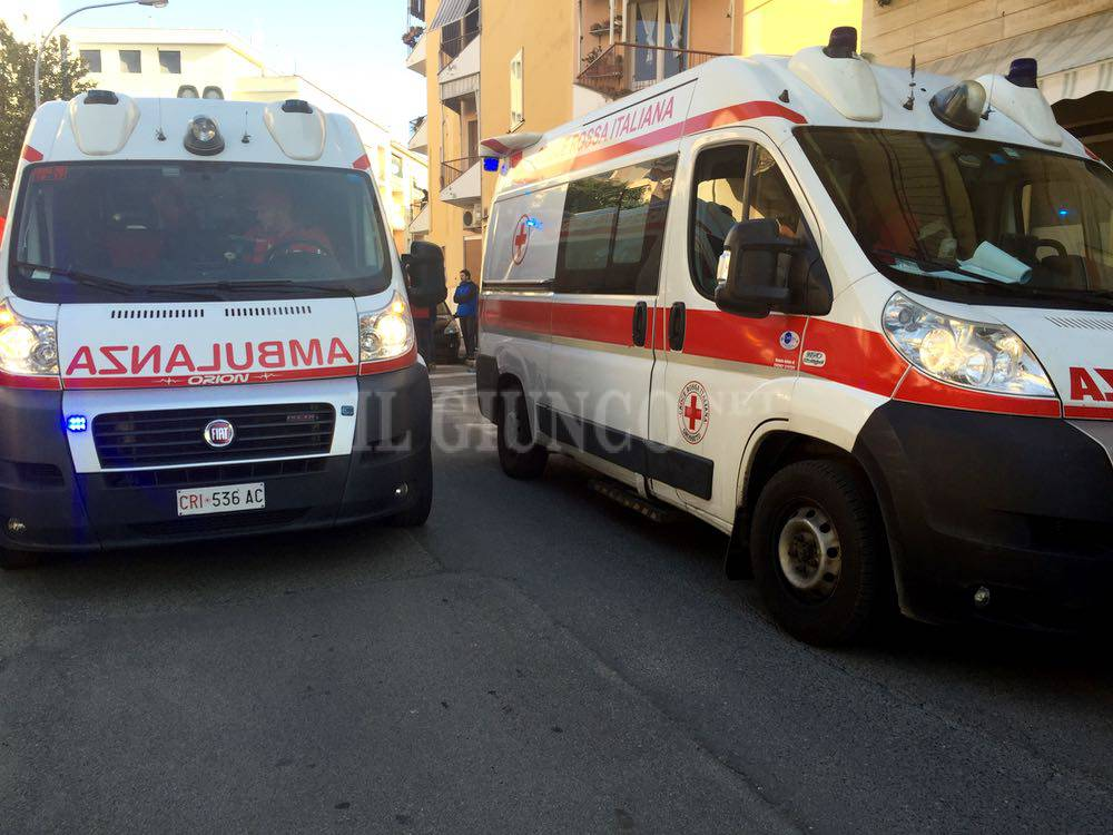 Incidente via Ansedonia