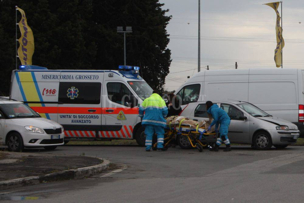 Incidente via Aurelia Nord - Marzo 2016