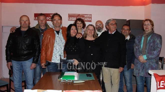 Lega Toscana - Candidati