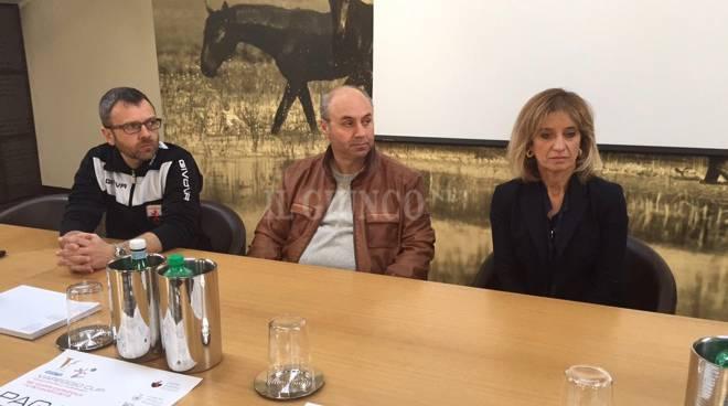 Paganico presentazione Viareggio Cup