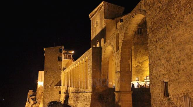 Torciata di San Giuseppe - Pitigliano