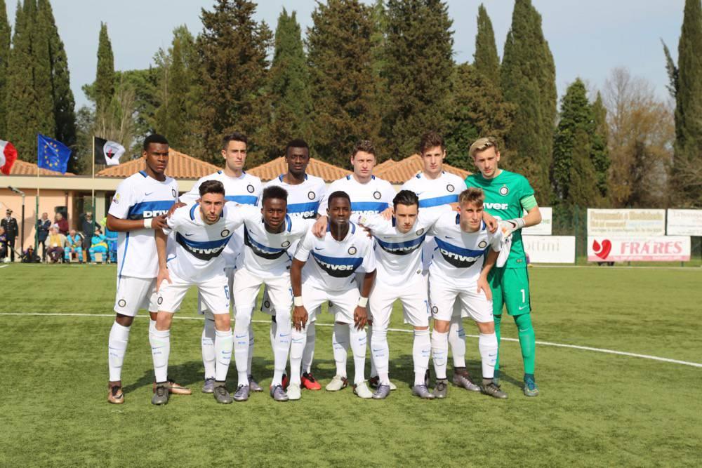 Viareggio Cup Fiorentina Inter a Paganico