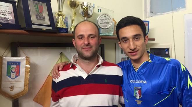 ARBITRI: Alessio Bargagli e Stefano Giordano