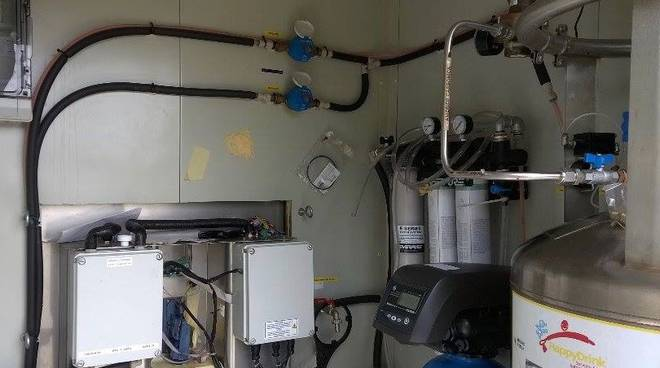 filtro arsenico acqua