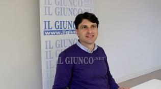 Giacomo Cerboni in redazione