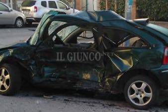 Incidente via Roma - Aprile 2016 III