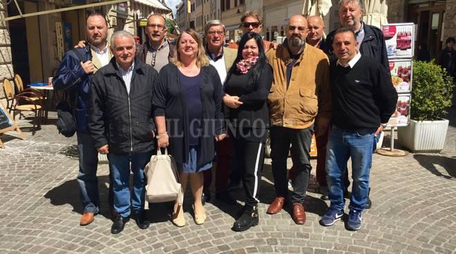 Lista Lega Toscana con Carotta