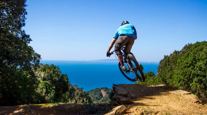 Mountain Bike Punta Ala