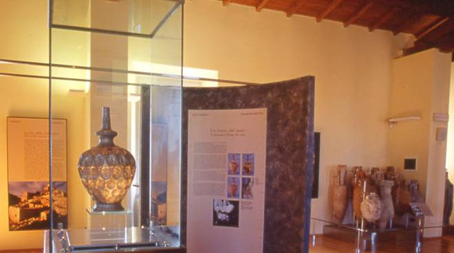 Museo Populonia a Piombino