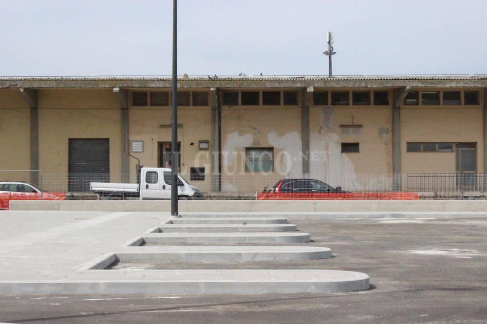 Nuovo Parcheggio Stazione Gr