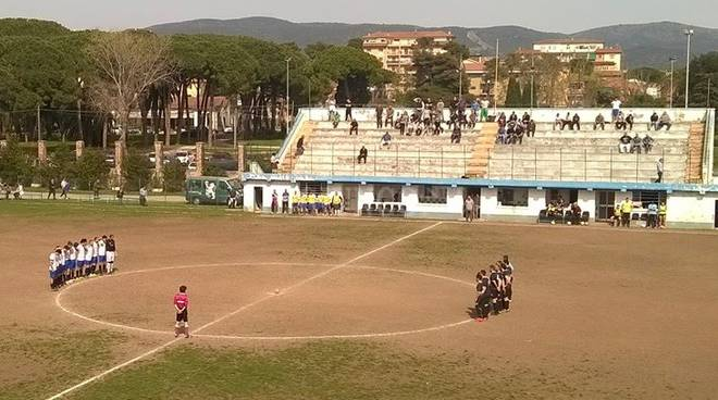Orbetello stadio Vezzosi