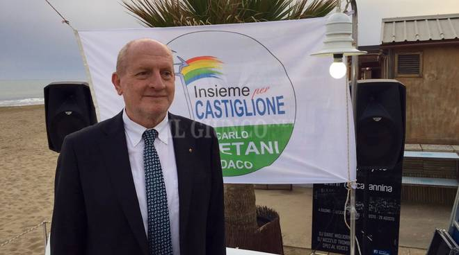 Presentazione Giancarlo Farnetani Insieme per Castiglione 2016