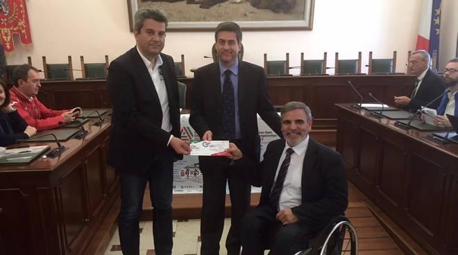 Presentazione Italiani Paralimpici