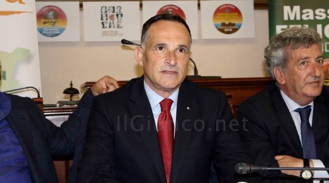 Presentazione Massimo Felicioni