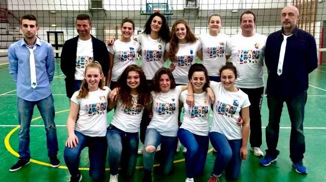 Under 16 Pallavolo Grosseto trofeo Adami