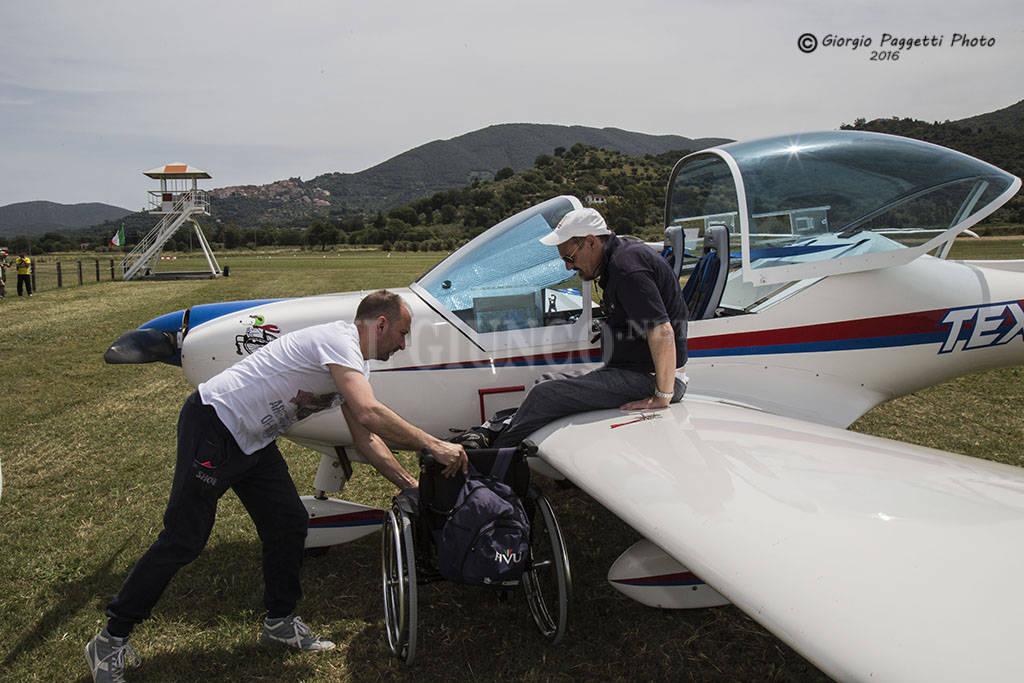 Ali Scarlino Flyscabris