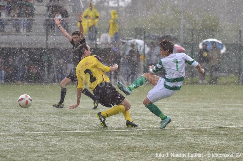 Calcio, finale playoff Aldobrandesca-Punta Ala