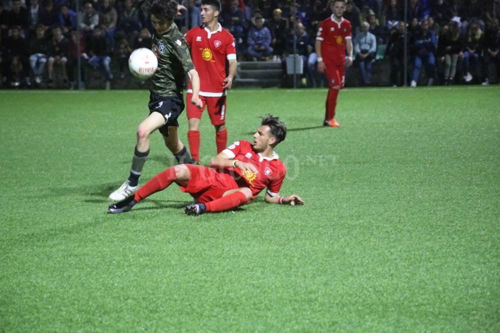 Calcio Passalacqua: Grosseto-Roselle